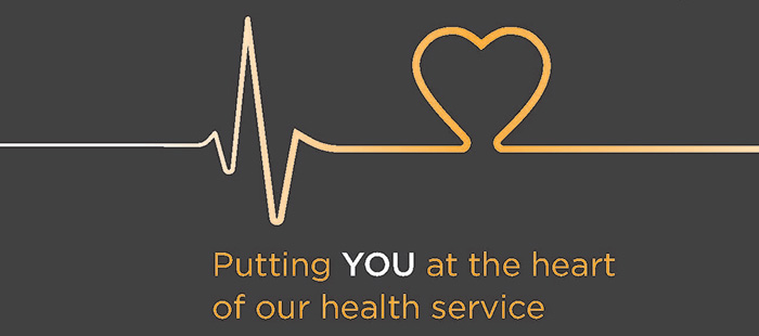 Putting you at the HEART of the health service