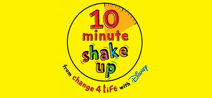 Change4Life 10 Minute Shake Up with Disney
