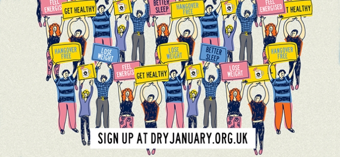 Join the millions and go dry this January