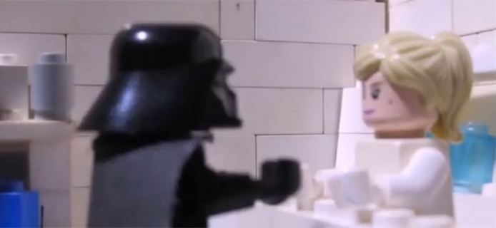 What happened when Darth Vader visited a pharmacist