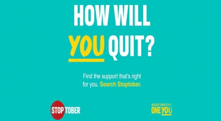 Stoptober - the 28-day quit smoking campaign – is back